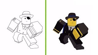 how to draw roblox Videos - 9tube tv
