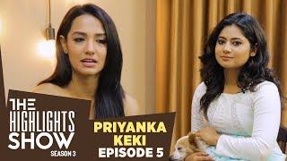Priyanka Karki & Keki Adhikari @ THE HIGHLIGHTS SHOW | Season 3 | Ep. 5 | KOHALPUR EXPRESS