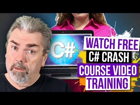 Sample Course Training - Learn C# for Beginners Crash Course on Udemy - Official