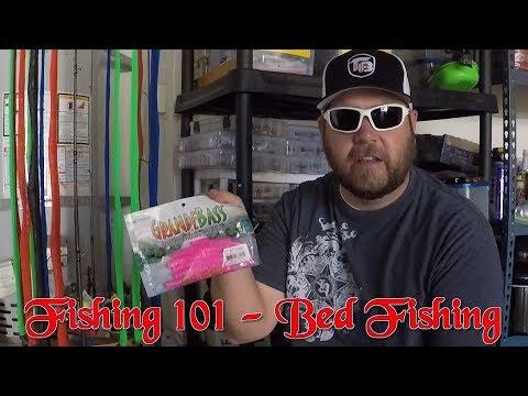 Bass Fishing 101-Bed Fishing-Huge Pro Secret Revealed