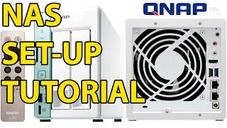 NAS Done Easy for $300? QNAP TS251A Review Ft  10TB IronWolf