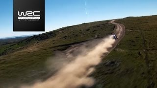 WRC - YPF Rally Argentina 2017: Aerial Special