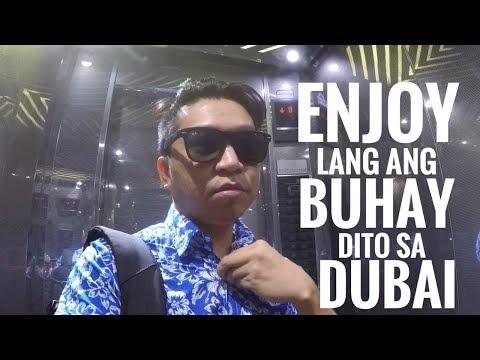 ENJOY LANG ANG BUHAY SA DUBAI (vlog)