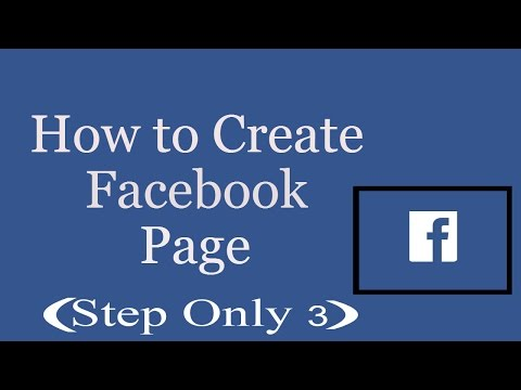 Facebook page create | Create Facebook Business page(Full SEO Tutorial)