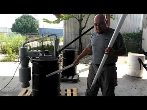 Proper disposal of fluorescent tubes
