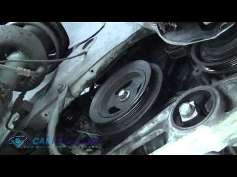 Serpentine Belts Replacement Chrysler PT Cruiser