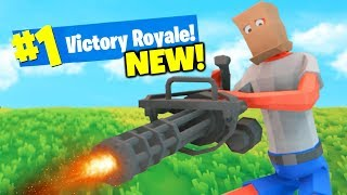 THE NEW FORTNITE - Totally Accurate Battlegrounds