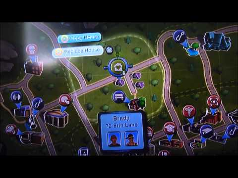 Sims 3 for ps3 Tutorial for building a house