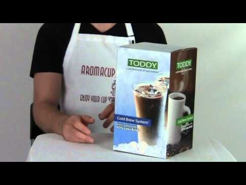 Giveaway: Toddy Cold Brew Coffee Maker (Closed)