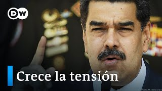 Escalada diplomática entre la UE y Venezuela