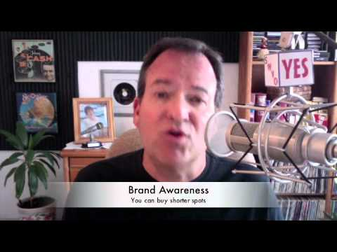 Tips On Writing Radio and Television Commercials