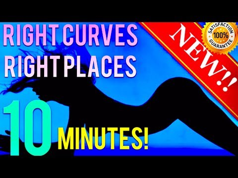 🎧 GET THE RIGHT CURVES IN THE RIGHT PLACES IN 10 MINUTES! SUBLIMINAL AFFIRMATIONS BOOSTER!