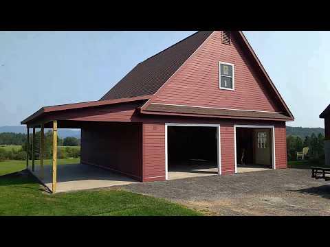 Build a Garage Cape