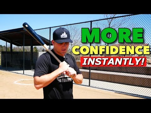 How To Develop UNSTOPPABLE CONFIDENCE In Baseball