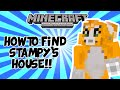 How To Find Stampy's House on Minecraft Xbox Tutorial!!