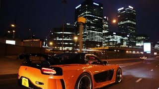 Fast and Furious Tokyo Drift Veilside RX7 - Han Tribute In London