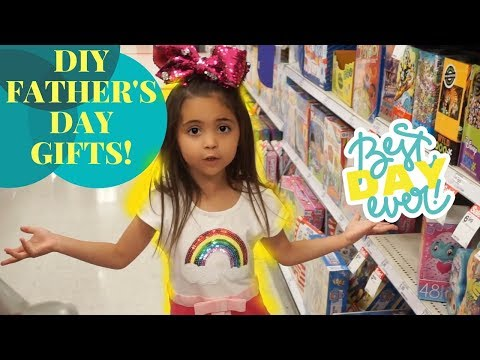 LAST MINUTE DIY FATHERS DAY GIFTS! (SO CUTE!)