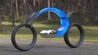 5 INSANE Futuristic Bikes You NEED To See