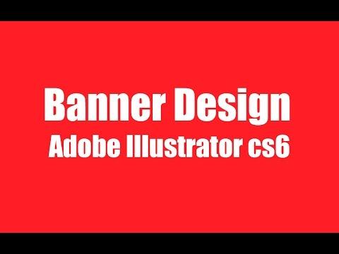 Social Marketing Banner Design | Adobe illustrator cs6
