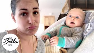 OH NO! Little Birdie is SICK 👶 Brie is bummed she will miss VEGAS!