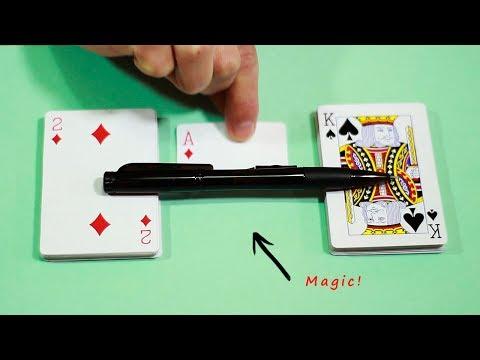5 EASY Magic Tricks Anyone Can Do
