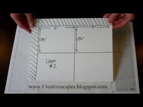 Stamping Basics 101 Cutting your Card By Katy Zamer