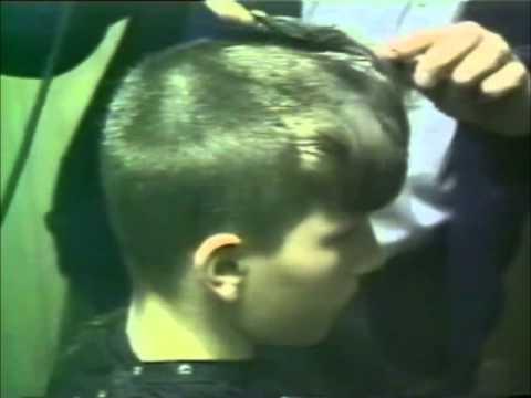 Perfect Buzzcuts Vol 2 Part 5 Princeton or Ivy league haircut