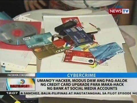 BT: Umano'y hacker, modus daw ang pag-aalok ng credit card upgrade