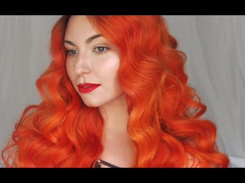 Big Voluminous Curls | Duvolle and Extensions