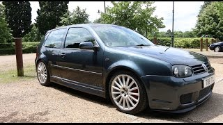VW Golf GTi MK4 Review - Golf R32 Kit with Remap - PerformanceCars