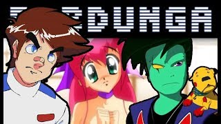 Fake Anime In Western Media - Bobdunga