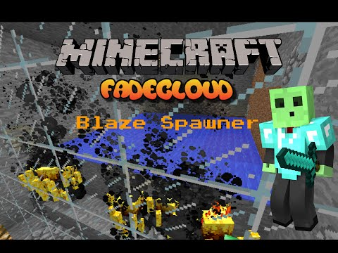 How to: Make an EASY and CHEAP Blaze Grinder! [Minecraft Factions]