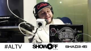 Crime Apple Showoff Radio Freestyle w/ Statik Selektah Shade 45 ep. 01/26/17