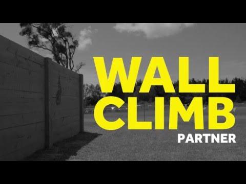 How to climb a wall