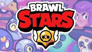 مبارة كرة قدم من لعبة براول ستارز   Brawl Stars - Brawl Ball