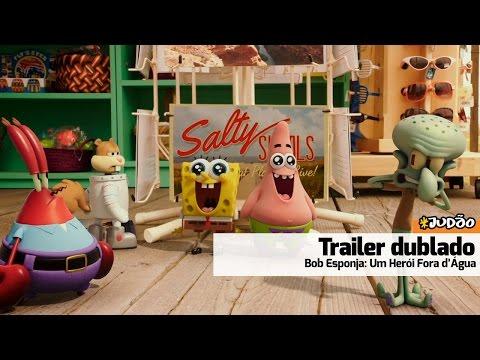 Xxx Mp4 BOB ESPONJA UM HERÓI FORA D 39 ÁGUA Trailer DUBLADO HD 3gp Sex