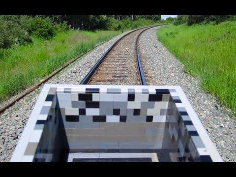 LEGO Minecart - Minecraft