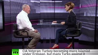 'US doesn't understand what it's doing in Syria' – CIA Veteran