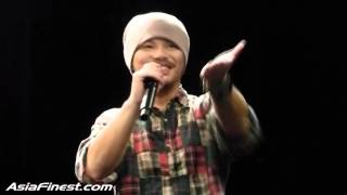 Namewee Introducing Banglasia Movie at New York Asian Film Festival 2015