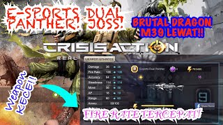 Brutal Dragon M39 Aja Lewat? - Crisis Action : E-sports Dual Panther Review #04