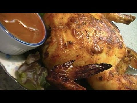 Chalet-Hubert 'Style' Sauce and Chicken