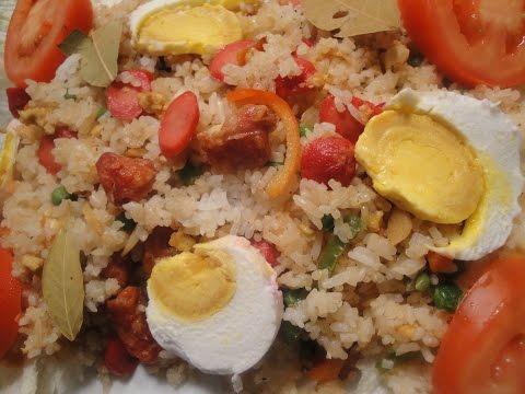 Kainang Pinoy Fried Rice