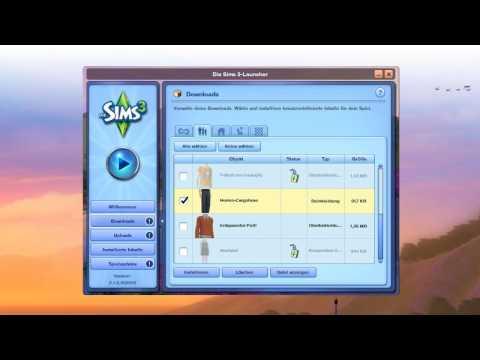 Die Sims 3 Store - Tutorial (Teil 2b: SimPoints Card)