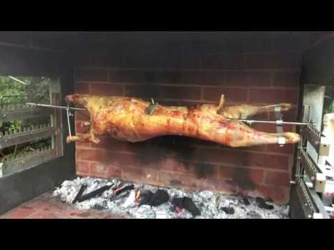 How to build a BBQ (Greek style)