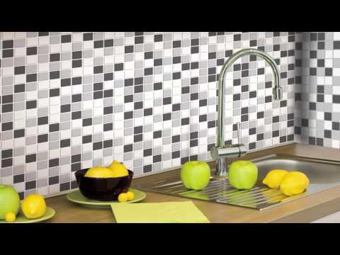 How To Install StickTILES - Instant DIY Peel & Stick Backsplash