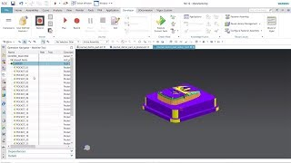 4axis Swarf Drive in NX CAM: Tool axis derived using Python