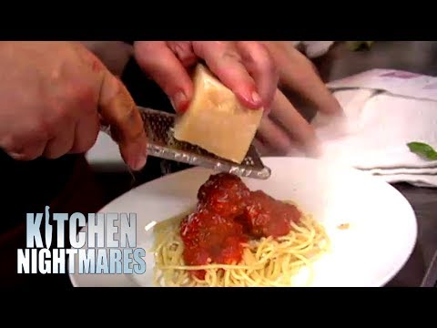 BOTH Owners Crumble Under Pressure On Re-Opening Night | Kitchen Nightmares
