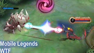 Mobile Legends WTF | Funny Moments Zhask vs GORD