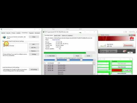Glo free browsing on PC 2017