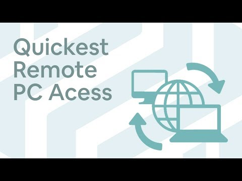 Remotely Access Your PC From Anywhere! | Fastest, Simple, Free